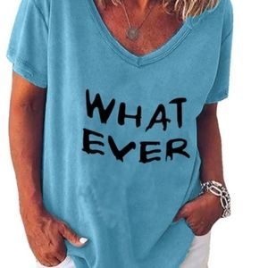 Whatever t shirt size L